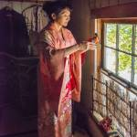 """Japanese Woman with Empress Doll"" by SederquistPhotography"