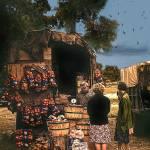 """Last Fruit Wagon of the Season"" by ColoradoArt"