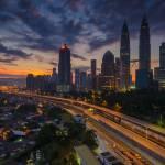 """Sunrise in Kuala Lumpur"" by NurIsmail"