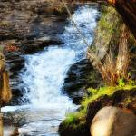 """""""Autumn Waterfall"""" by LJdesigns"""