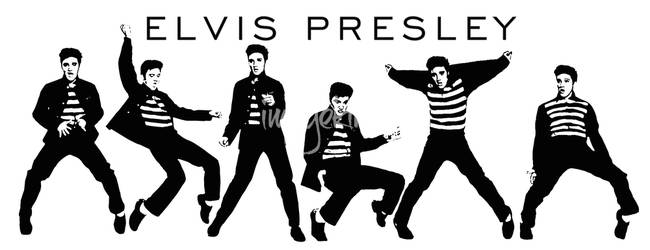 Toca2 Dos Balas Perdidas 2012 besides Jailhouse Rock Elvis Presley besides Elvis Cookies Decorated additionally Elvis Guitar Clipart Black And White in addition Coloring Art Elvis Sketch Templates. on elvis presley jailhouse rock