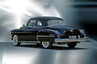 1950 Oldsmobile Rear View Studio