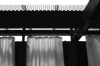 Corrugated and Curtained