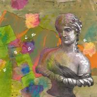 Baroque Garden Art Prints & Posters by Sidney Copson
