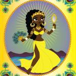 """Oshun"" by Evilkid"