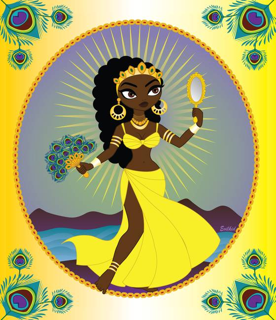 Stunning Oshun Artwork For Sale on Fine Art Prints