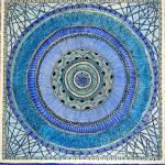 """Blue Chakra"" by SandhyaManne"