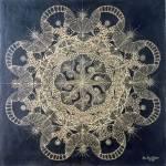 """Black Chakra"" by SandhyaManne"