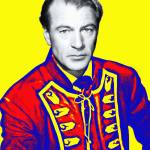 """Gary Cooper in Unconquered"" by ArtCinemaGallery"