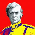 """Michael Caine in Zulu"" by ArtCinemaGallery"