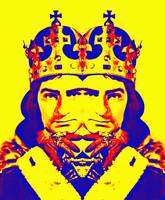 Laurence Olivier, double in Richard III