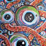"""Tentacles and eyeballs"" by neyer"
