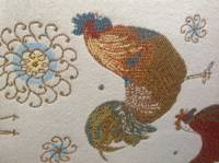 Rooster cloth