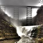 """Trestle over Letchworth"" by PeterEbyPhotography"