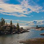 """Shore of Georgian Bay"" by PeterEbyPhotography"