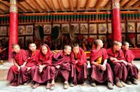 Boy Monks of Hemis