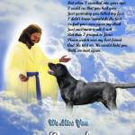 """""""Jesus and Labrador copy"""" by heavenlyimages"""