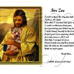 """""""Yorkie with Jesus wm"""" by heavenlyimages"""