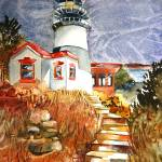 """""""""""Lighthouse"""""""" by susandrobinson"""