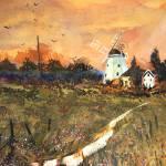 """""Windmill"""" by susandrobinson"