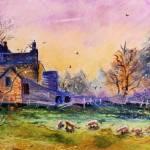 """""Australian Landscape"""" by susandrobinson"
