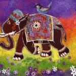 """""Elephant Walk"""" by susandrobinson"