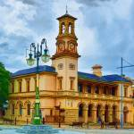 """Beechworth Post Office"" by StuartRow"