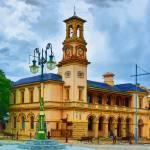 """Beechworth Post Office"" by StuartRow"