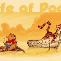 Life of Pooh Art Prints & Posters by Derek Chatwood