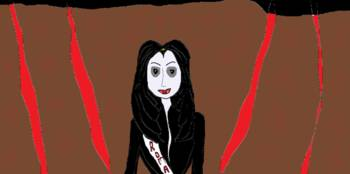 Vampire Queen Pageant - Miss Romania