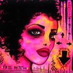 """Girl in pink"" by BebeePino"