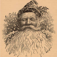 Vintage Old Saint Nick