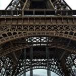 """72 Names - Base of Eiffel Tower"" by awsheffield"