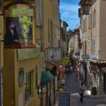 """Absinthe in Antibes"" by awsheffield"