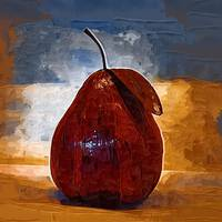 The Red Pear