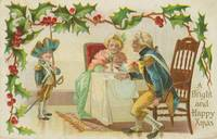 Vintage Revolutionary War Christmas