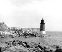 Fort Pickering Lighthouse
