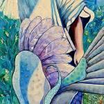 """""Angel in my Garden"""" by susandrobinson"