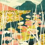 """Water Lilies"" by cozamia"