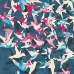 """Color Migration Blue"" by cozamia"