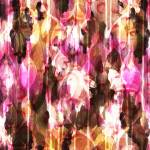 """Electric Garden in Pink"" by cozamia"