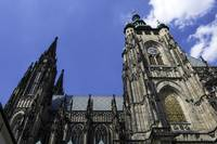 Saint Vitus Cathedral.