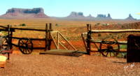 Monument Valley from the Corral 0079