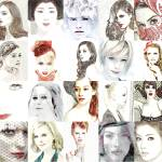 """Women portraits"" by Triflour"