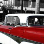 """1958 Ford Fairlane Skyliner 500"" by Digmansworld"