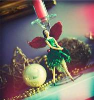 Christmas Fairy in Green-small