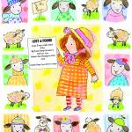 """Bo Peep art_Layout 1"" by ShelleyDieterichs"