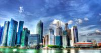 Urban Singapore Series : City Skyline