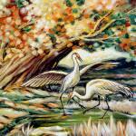 """Colorful Swamp"" by goellisphoto"
