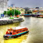 """Urban Singapore Series : Clark Quay"" by sghomedeco"